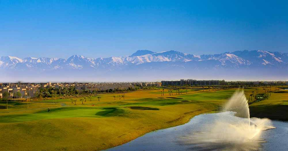 The Montgomery Golf à Marrakech | LIFE is morocco